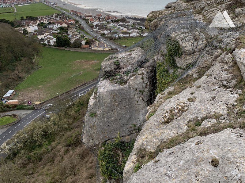 Improved road and footpath safety on Little Orme