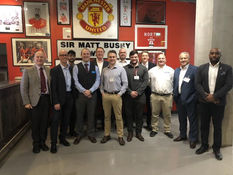 Great presentations from all the teams at GEOTEX Manchester