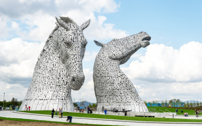"""Leca plays a key role in """"Kelpies"""" project enabling construction"""