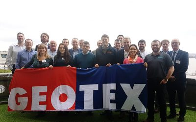 Team GEOTEX at Liverpool. This is our team  of specialist speakers on Ground Engineering issues