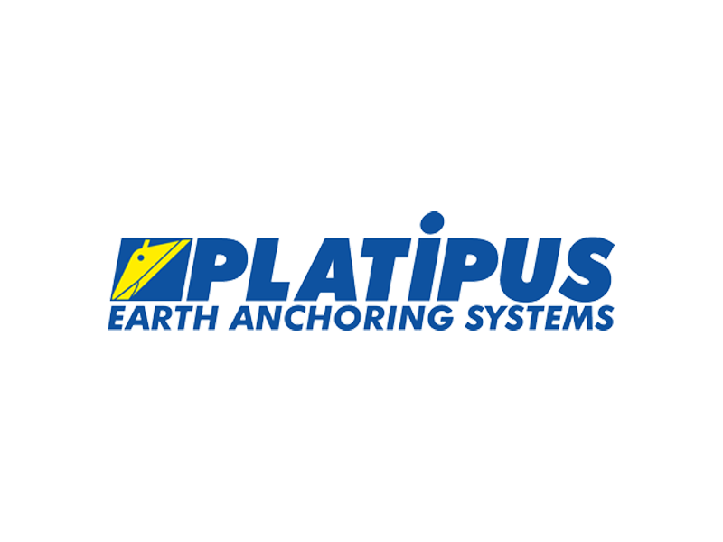 Platipus Earth Anchoring System logo